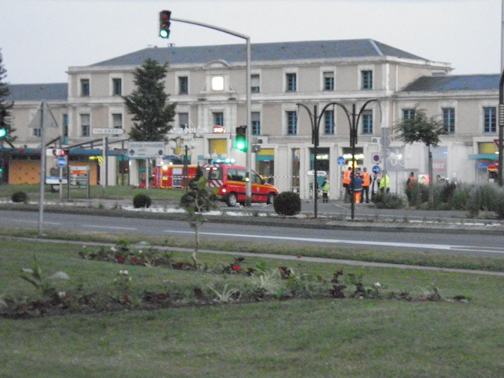 Gare d'Angoulême