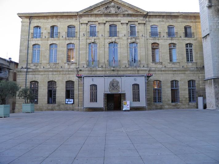 Mairie de Saint Maximin la Sainte Beaume