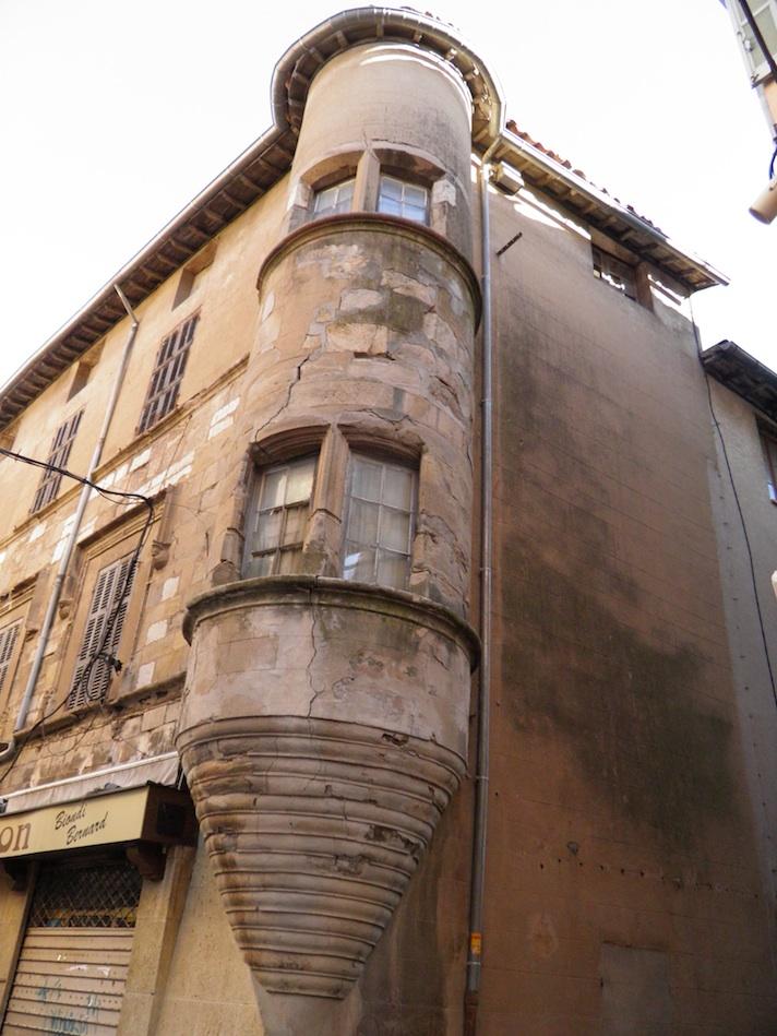 Vieille maison à Saint Maximin la Sainte Beaume